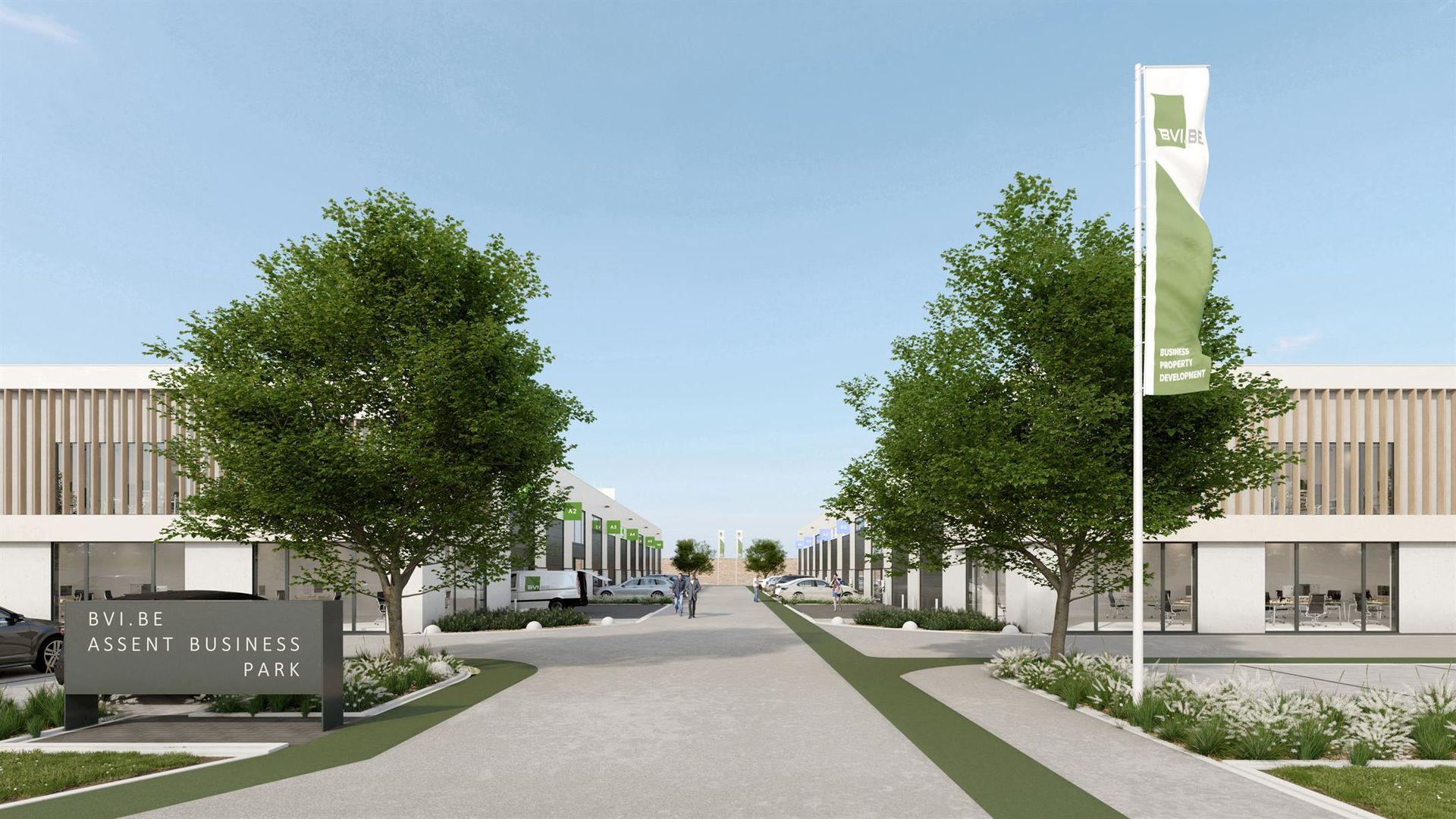 Bedrijvenpark Assent in Bekkevoort Assent