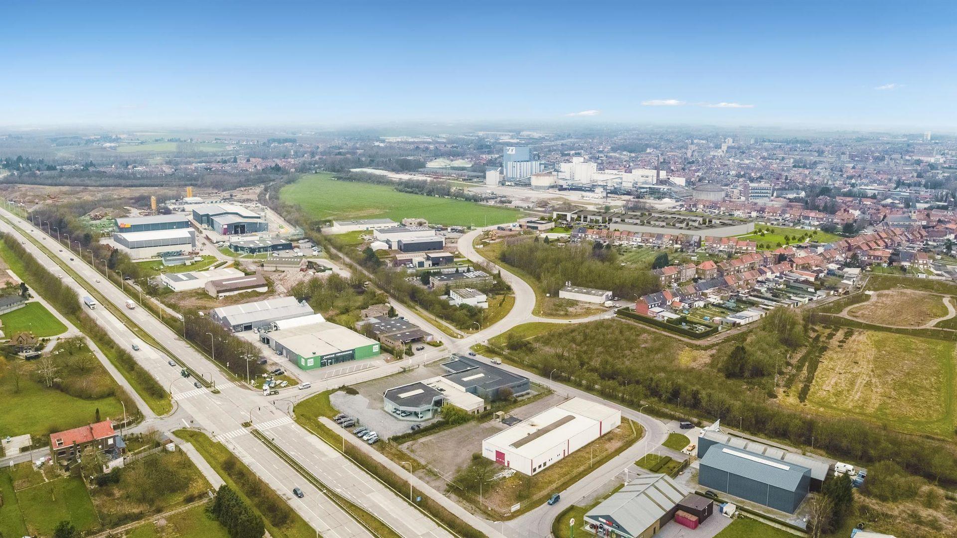 KMO Park 3 Tommen - Fase 2 in Tienen