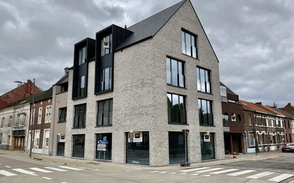 Commercieel gelijkvloers te koop in Hoegaarden