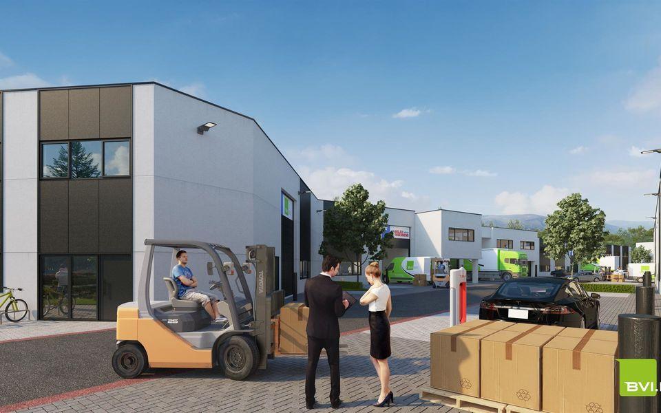 KMO-unit te koop in Tienen