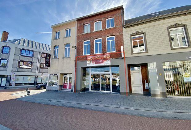 Commercieel gelijkvloers te koop in Tienen